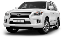 Lexus LX 570 or Similar